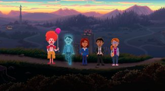 Thimbleweed Park: Release-Termin zu Ron Gilberts neuem Adventure