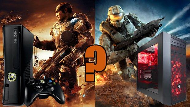Xbox 360: Die Spiele könnten irgendwann auch auf dem PC landen