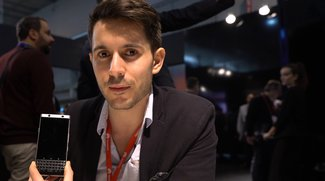 BlackBerry KEYone im Hands-On-Video: Stoßfestes Tastatur-Smartphone ausprobiert