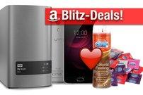 Blitzangebote zum Valentinstag: Kondome & Gleitgele, UMIDIGI Plus, 8 TB RAID, Elgato Game Capture
