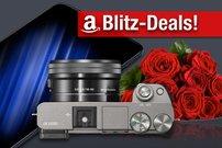 Blitzangebote und Prime Deals: Valentinstagsangebote, Sony Alpha 6000, Festplatten, Cubot Max