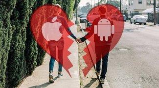 Dein Android-Phone könnte der Grund sein, warum dich dein Date nie wieder sehen will