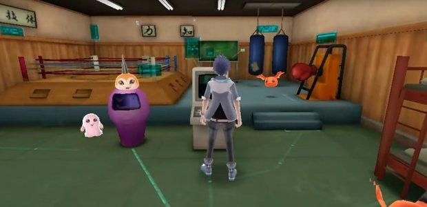 Digimon World - Next Order: schnell leveln und Training verbessern