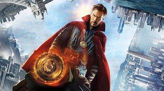 Doctor Strange kommt auf DVD, Blu-ray und im Stream