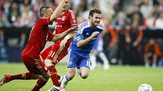 Bayern München: TV-Sender empfangen