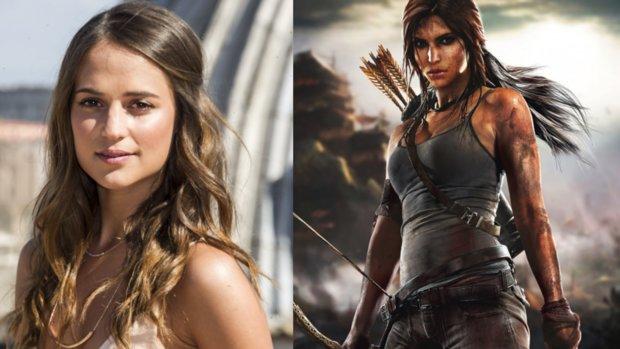Tomb Raider: Erste Set-Bilder von Alicia Vikander als Lara Croft