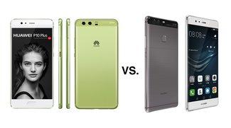 Huawei P10 Plus vs. P9 Plus: Konsequente Weiterentwicklung im schicken Gewand