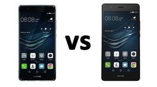 Unterschied zwischen Huawei P9 und P9 Lite (Vergleich)