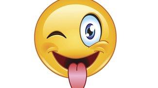 Smiley Zunge raus für WhatsApp: So könnt ihr den Smiley senden
