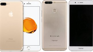 Honor V9: Innen Android, außen iPhone
