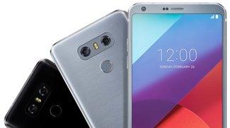 Neue Farbvarianten: So sieht das LG G6 in Weiß, Schwarz und Silber aus
