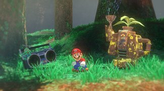 So würde ein Mario-Spiel von Let-It-Die-Macher Suda 51 aussehen