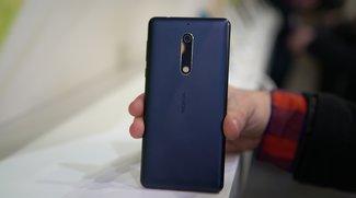 Nokia 7 und Nokia 8: Technische Daten der neuen Android-Smartphones durchgesickert