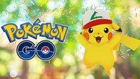 Pokémon GO: Ash-Pikachu fangen und Pikachu als Starter-Pokémon festlegen