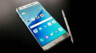 Ausgeschlachtet: Die traurige Zukunft des Galaxy Note 7