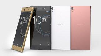 Sony Xperia XA1 Ultra: Phablet-Gigant für die Generation Selfie vorgestellt