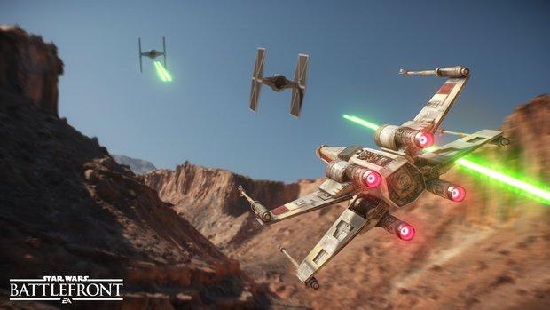 Star Wars: Konzeptzeichnungen nie realisierter Spiele veröffentlicht