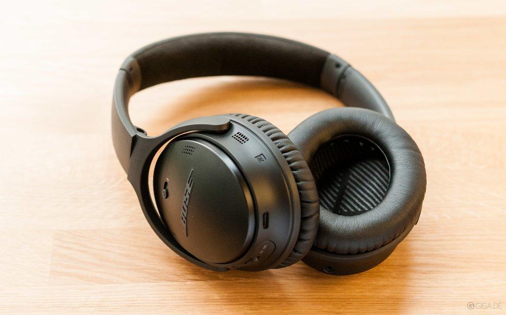 Bose muss vor Gericht: Der Kopfhörerhersteller sammle unerlaubt Nutzerdaten