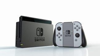 Nintendo Switch: Erste Konsole segnet das Zeitliche mit Blue-Screen-of-Death