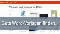 Word-Vorlagen finden, erstellen und nutzen - so geht's