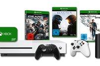 Xbox-Jubiläum bei Saturn:<b> Spiele, Bundles + Controller stark reduziert, 20 € Guthaben für 15 €</b></b>