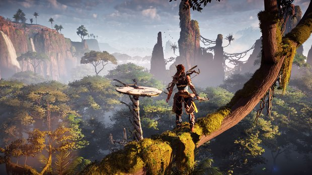 Horizon - Zero Dawn: Weiterführung zum Action-RPG bestätigt