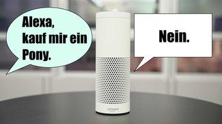 Amazon Echo: Alexa wird dich an deiner Stimme erkennen