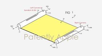 iPhone der Zukunft: Apple patentiert Gerät im Schriftrollen-Design