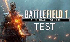 Erster Battlefield...