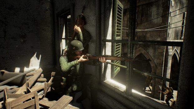 Battalion 1944: Youtube-Video zeigt erstes Gameplay