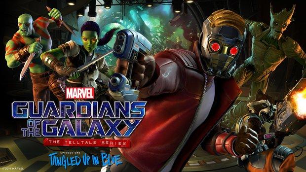 Guardians of the Galaxy - The Telltale Series: Releasetermin nun offiziell