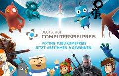 Deutscher Computerspielpreis:...