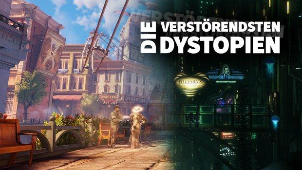 Die verstörendsten Dystopien in Videospielen