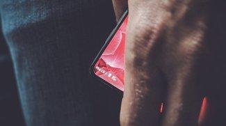 Android-Erfinder zeigt randloses KI-Smartphone auf erstem Foto