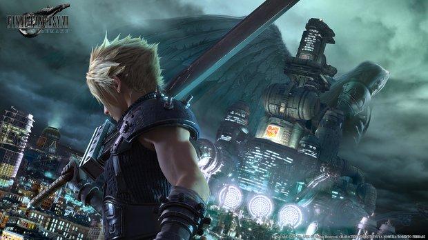 Final Fantasy 7: Remake erhält neues Gameplay