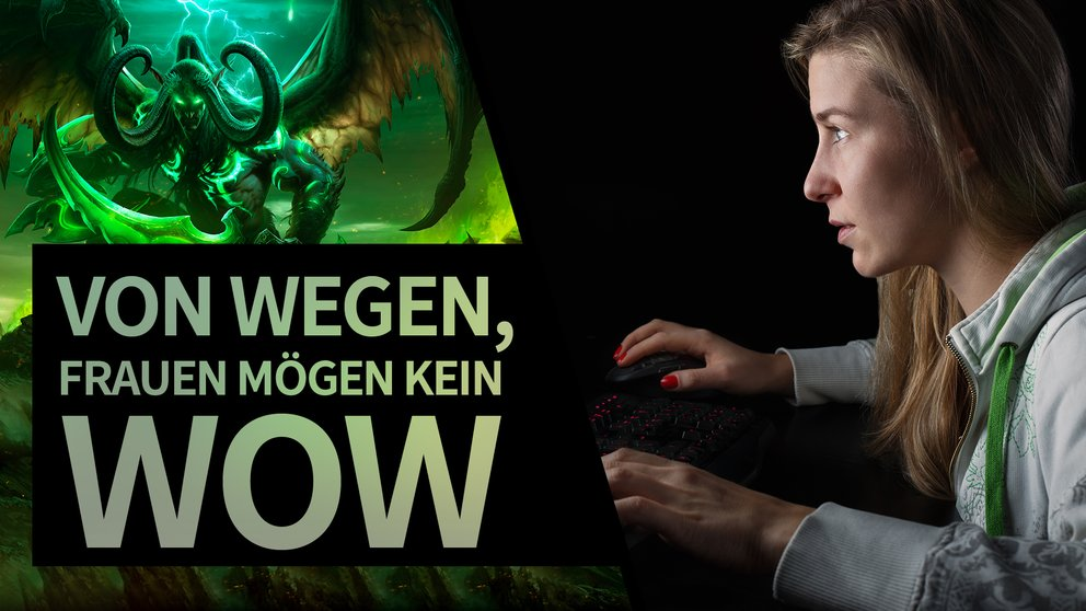 Vorsicht, Klischee: Darum sind Frauen, die World of Warcraft spielen, keine Ausnahme