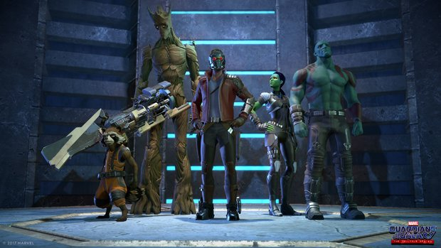Guardians of the Galaxy - The Telltale Series: Releasedatum geleakt