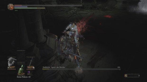 Dark Souls 3 - The Ringed City: Halblicht besiegen - Boss-Guide mit Video