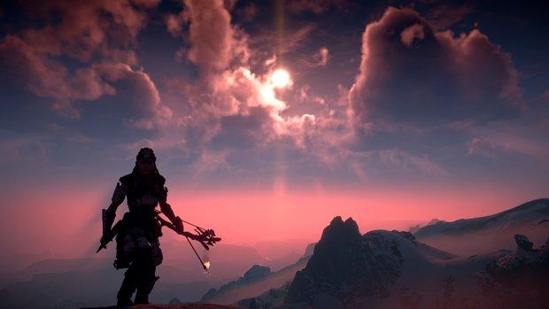 Horizon - Zero Dawn: Panoramen und Versorgungsboxen finden