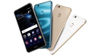 Huawei P10 Lite: Edles Mittelklasse-Smartphone mit 4 GB RAM vorgestellt