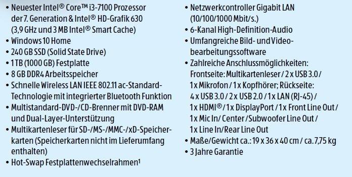 Medion-Akoya-P2150-D-Aldi-PC-Specs