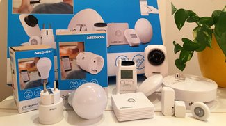 Medion Smart Home im Test: Was taugt die Discounter-Heimsteuerung?