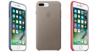 Apple präsentiert neue Hüllen für iPhone 7 und iPhone SE