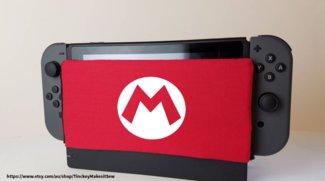 Nintendo Switch: So rettest Du Deinen Bildschirm vor Kratzern