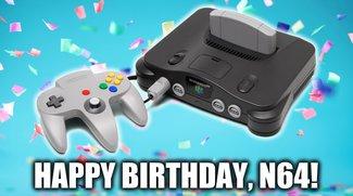 Nintendo 64 wird 20 und so ist uns die Konsole in Erinnerung geblieben