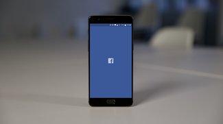 Facebook-App: Raketen-Symbol bringt neuen Trends-Feed [APK-Download]