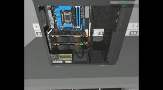 PC Building Simulator - Baue Dir Deinen digitalen Gaming PC