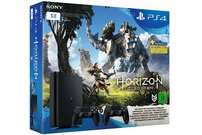 Top-Deal! PS4 Slim 1 TB + 2. Controller + Horizon Zero Dawn für 298 €