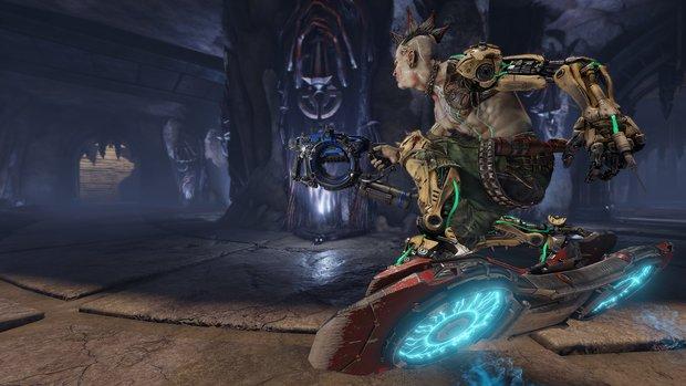 Quake Champions: Start der Closed Beta bekannt