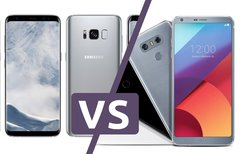 Samsung Galaxy S8 (Plus) vs....